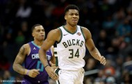 Giannis Antetokounmpo wird NBA Defensive Player of the Year