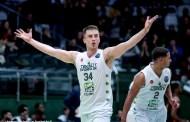 Power Forward Ian Hummer verstärkt die EWE Baskets Oldenburg