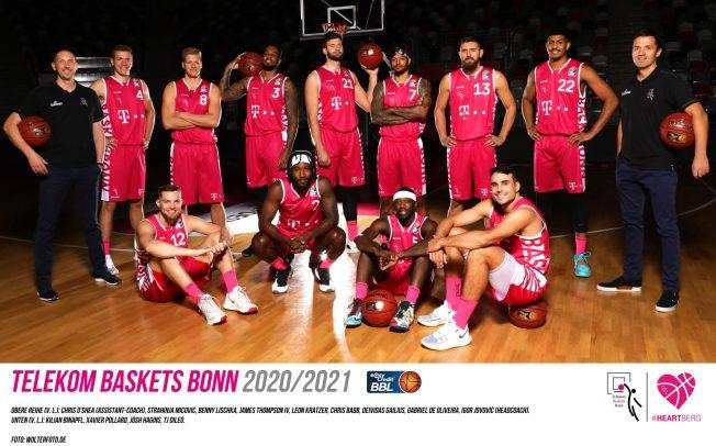Telekom Baskets Bonn – Youngster Simonas Lukosius erzielte eine neue persönliche Bestleistung