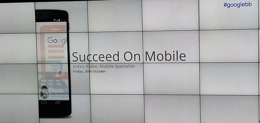 Google: Succeed With Mobile
