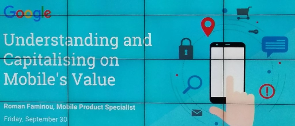 Google Breakfast Briefing: Understanding and Capitalising on Mobile's Value