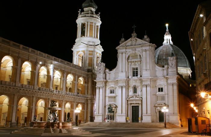 Il santuario di Loreto  BB Montegallo