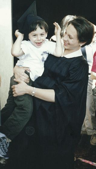 mama a los 21-mama joven