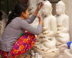 Social attitude towards women at the time of the Buddha