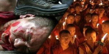 What is China trying to hide? : Stand with Tibetan people