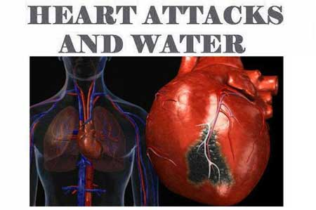HEART ATTACKS AND WATER