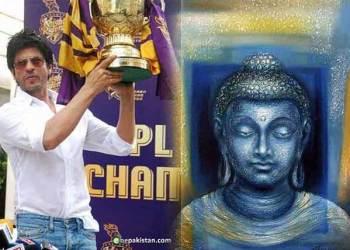 Shahrukh Khan in Buddhism