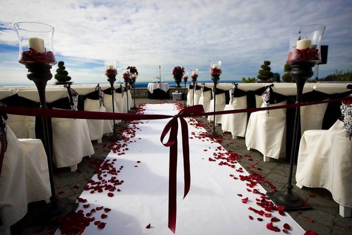 wedding decorators,