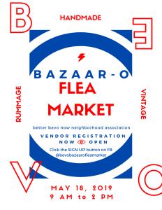 Bevo Farmer's Market @ The Heavy Anchor