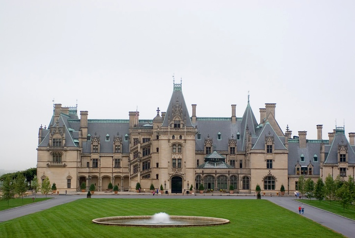America S Largest Home Biltmore Estate In Asheville