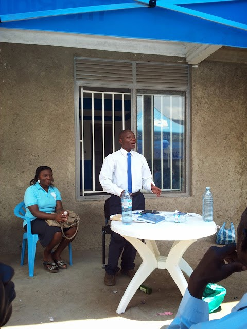 Opening Bwera Uganda