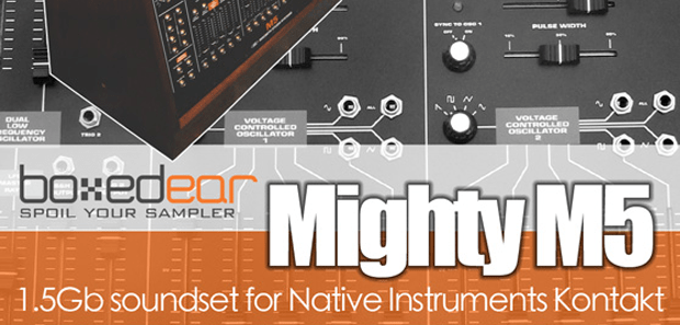 Boxed Ear Mighty M5 Review