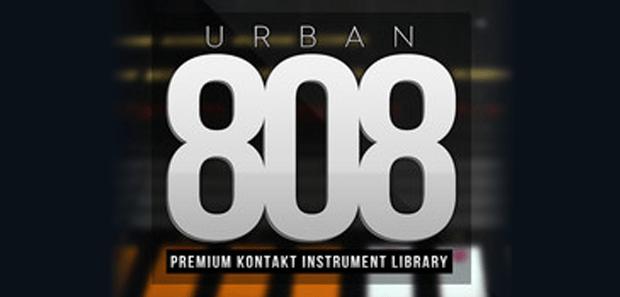 Urban 808 Kontakt Library