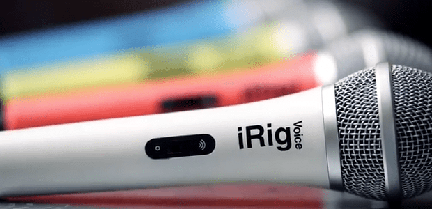IK Multimedia launches iRig Voice