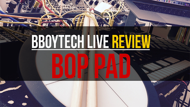Keith McMillen Bop Pad Review