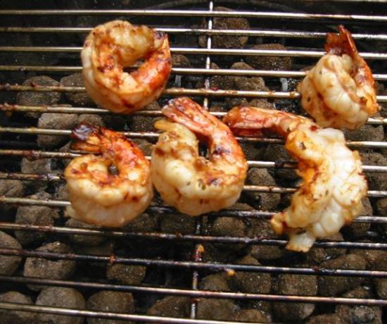 Chipotle BBQ Shrimp