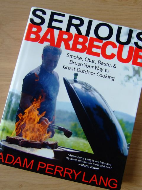 Adam Perry Lang's Serious Barbecue