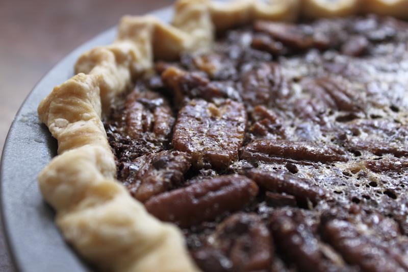 Paula Deen's Chocolade Pecan Pie