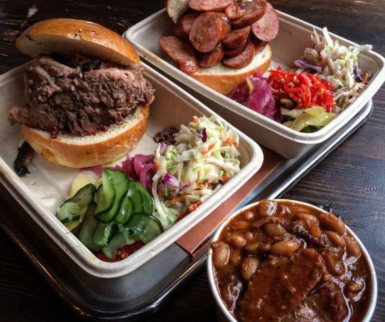 Mighty Quinn's Barbeque NYC
