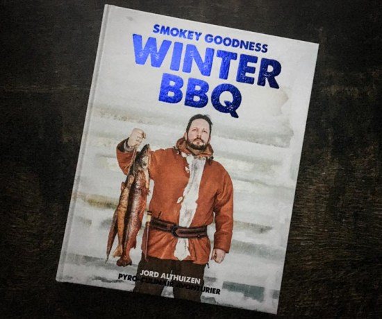 Smokey Goodness Winter BBQ