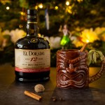 Smoked Hot Buttered Rum
