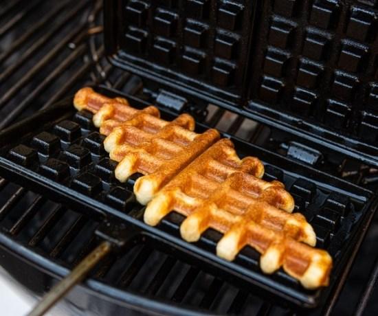 Croffle, de croissant wafel