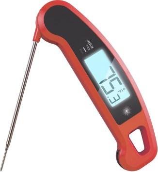 Termómetro para carne digital instantáneo Javelin deLavatools.