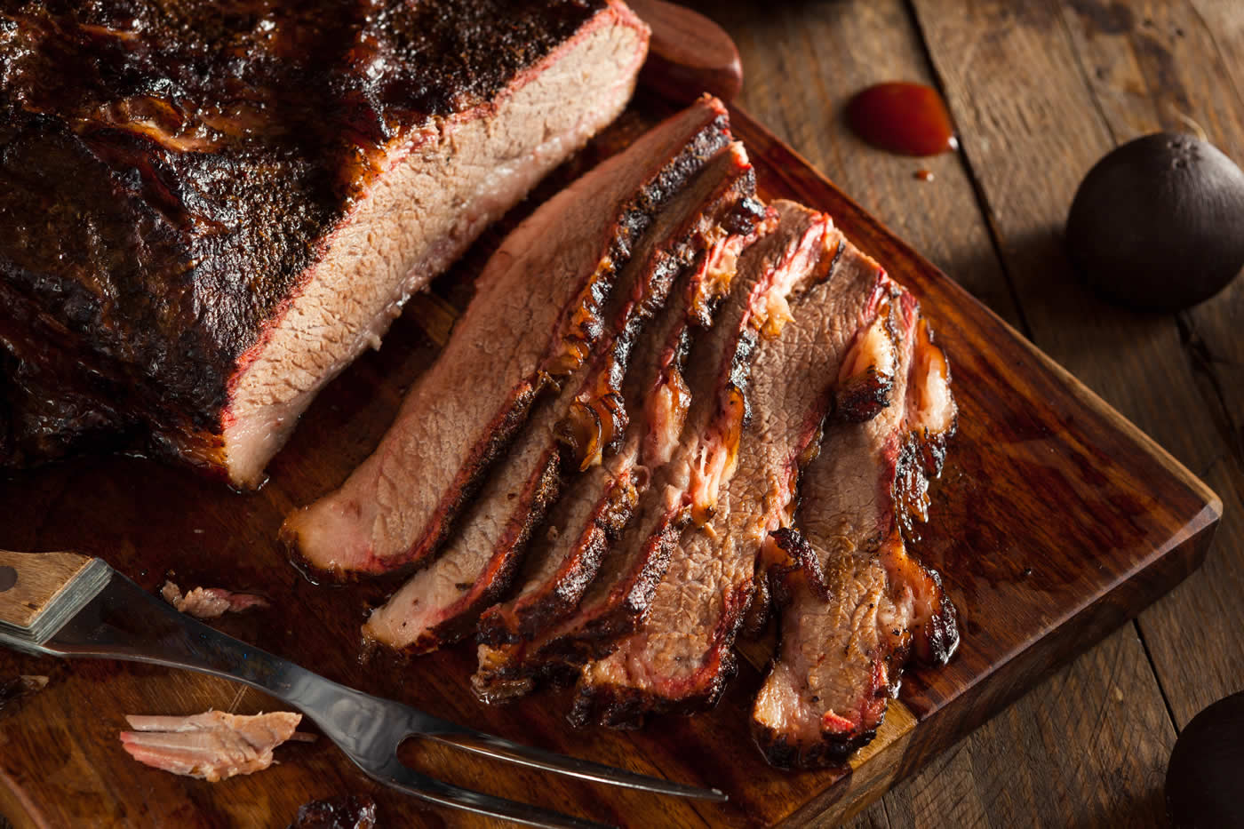 Barbecue Brisket - BBQ Concepts of Las Vegas, Nevada