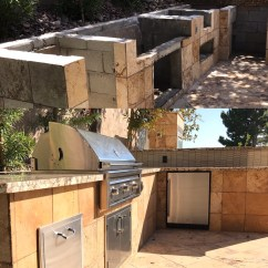 Outdoor Kitchens Las Vegas How To Clean Kitchen Tiles Walls Bbq Concepts Remodel Project