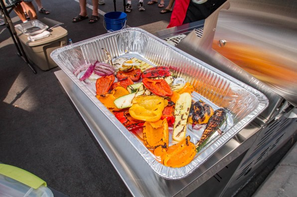 Chef Phillip Dell's Grilled Vegetable Bruschetta - Back to Basics Grilling Class - BBQ Concepts