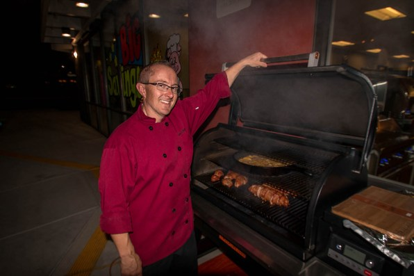 Professional Chef Instructed Class at BBQ Concepts of Las Vegas, Nevada