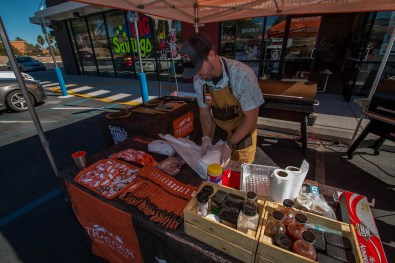 Traeger Wood Pellet Grill Demo Day - BBQ Concepts of Las Vegas, Nevada
