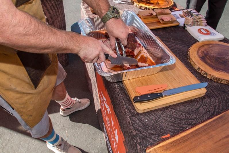 Traeger Wood Pellet Grill Tri-Tip