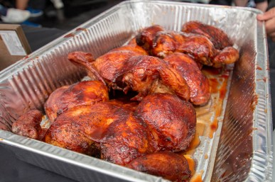 Traeger Smoked Spatchcock Chicken