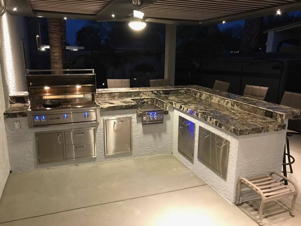 Las Vegas Outdoor Kitchens - BBQ Concepts - BBQ Concepts