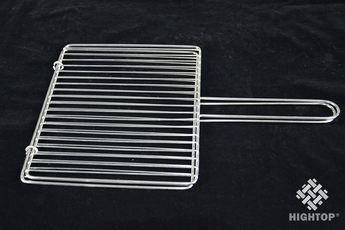 stainless steel bbq grill basket with handle amber bbq grill rack