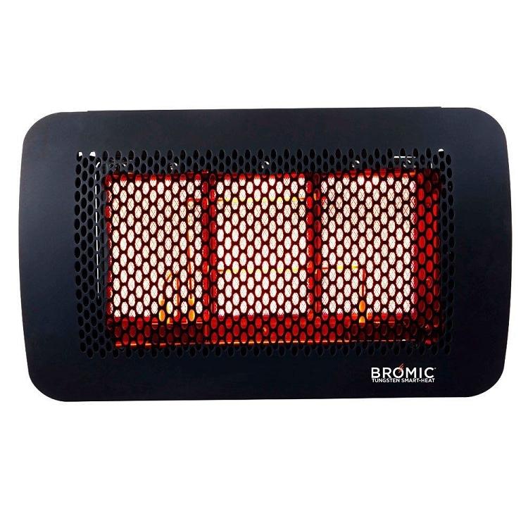 Bromic 300 Tungsten Patio Heater  Natural Gas