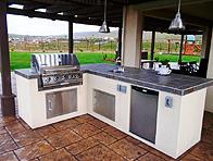BBQ Island San Diego  Custom Built  Outdoor Kitchens