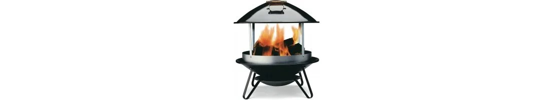 Outdoor Fireplace Replacement Parts