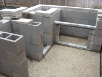Cinder Block Outdoor Kitchen Pictures to Pin on Pinterest ...