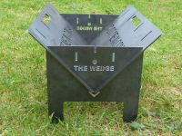 The Wedge Portable Fire Pit