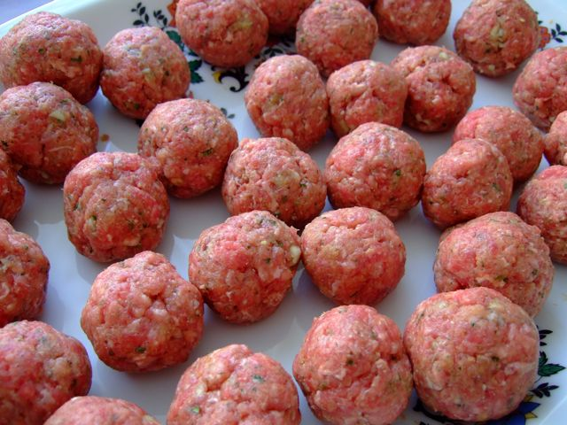 MOINK Balls - the meatballs