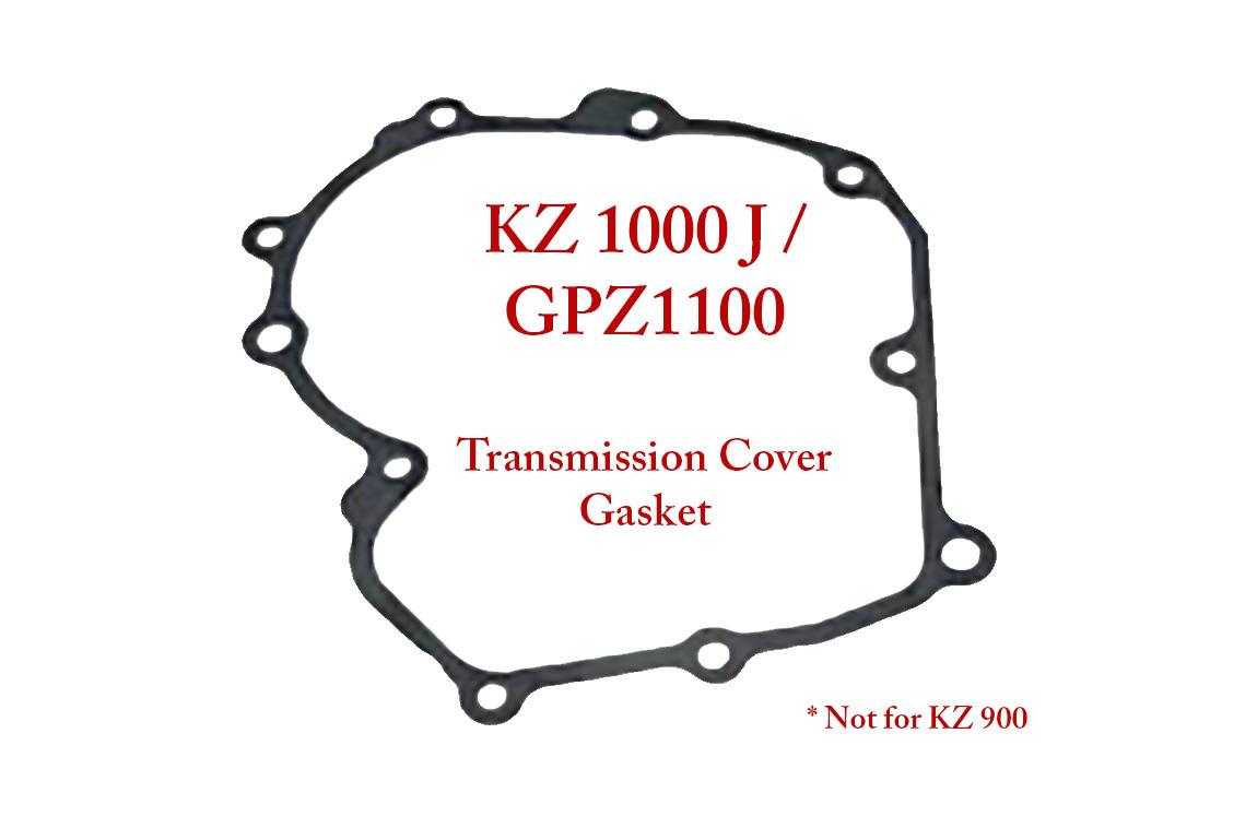 GPZ1100/ KZ100J Transmission Cover Gasket