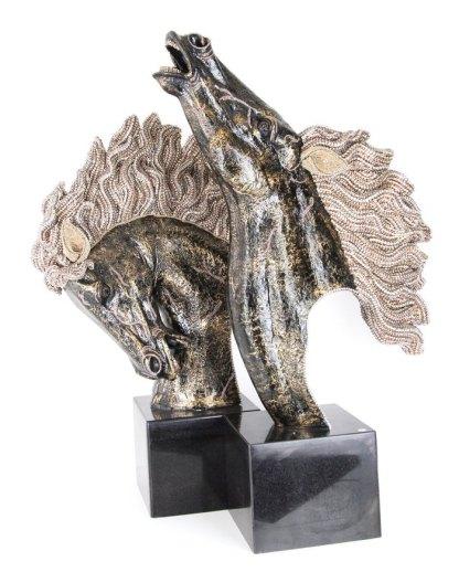 bb Simon Swarovski Crystal Horse-1