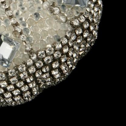 bb Simon Swarovski crystal jewelry box J-703