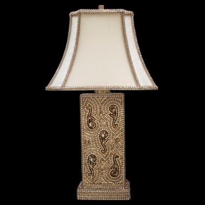 LS-107-LT.C   SWAROVSKI CRYSTAL TABLE LAMP