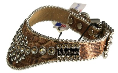 LUCKY DOG COLLAR SF