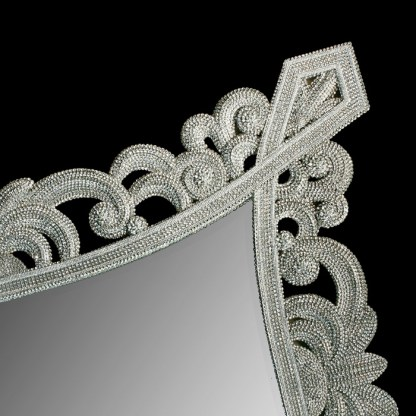 M-507 BB Simon Wall Tiny Sparkling Mirror