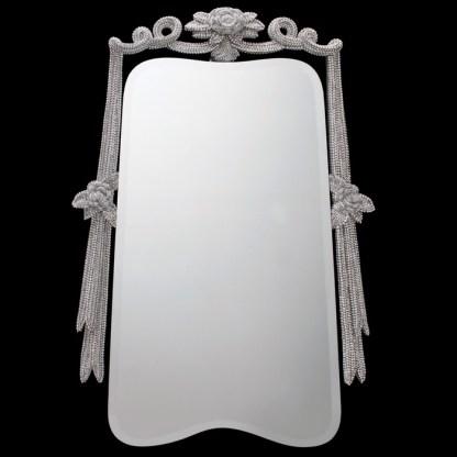 M-531 BB Simon Crystal Wall Art Mirror