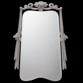 M-531 BB Simon Crystal Wall Art Mirror